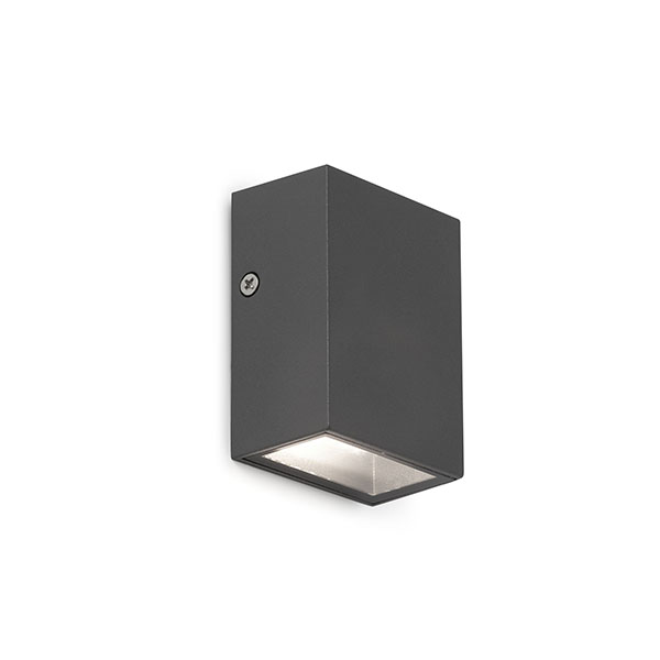Aplique de pared led canon 2 n apliques pared exterior for Apliques de pared exterior led