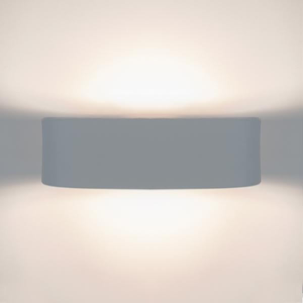 Aplique pared led 410 luz c lida apliques led - Apliques pared led ...